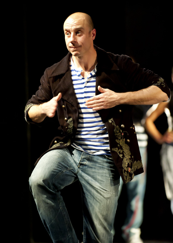 táncművész