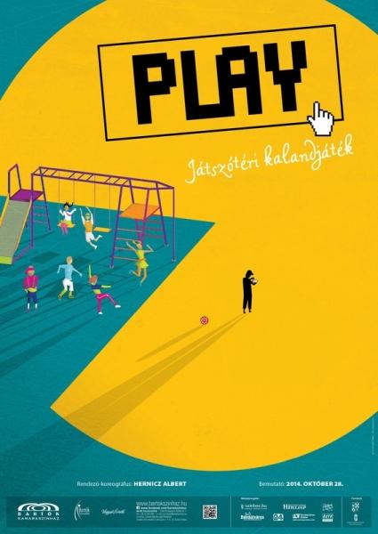play poszter