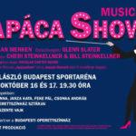 apáca show poszter